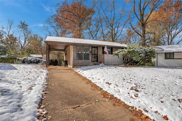 186 Monteith Circle, St Louis, MO 63137 (#19084554) :: Clarity Street Realty