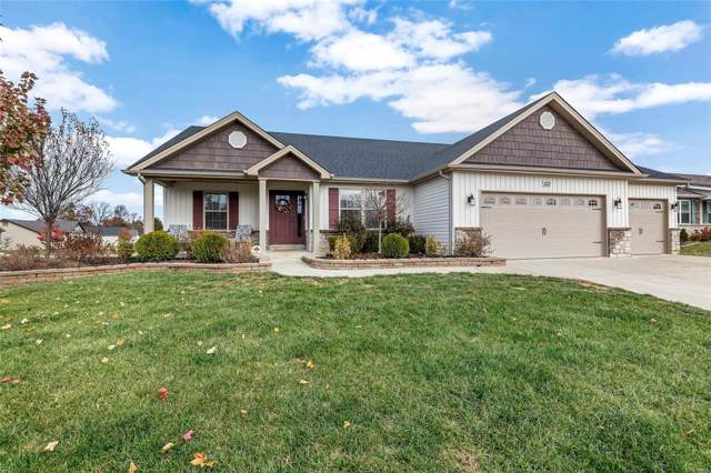 123 Albany Manor, Wentzville, MO 63385 (#19084567) :: St. Louis Finest Homes Realty Group
