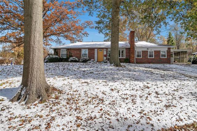 10 Bromley Drive, St Louis, MO 63135 (#19084583) :: Kelly Hager Group | TdD Premier Real Estate