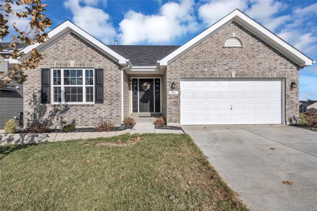 451 Peruque Hills Parkway, Wentzville, MO 63385 (#19084603) :: Kelly Hager Group | TdD Premier Real Estate
