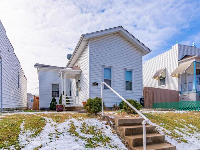 4122 Osceola, St Louis, MO 63116 (#19084641) :: RE/MAX Vision