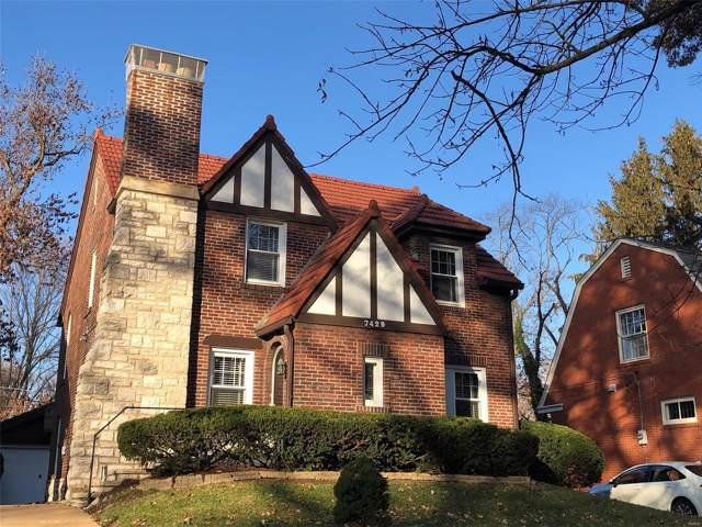 7429 Teasdale Avenue, St Louis, MO 63130 (#19084676) :: RE/MAX Vision