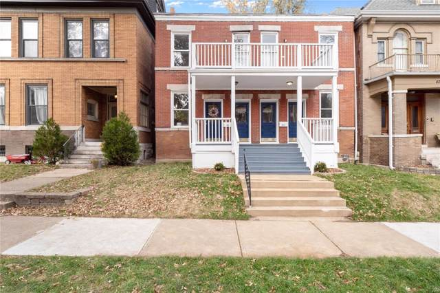 4213 Cleveland Avenue, St Louis, MO 63110 (#19084707) :: Clarity Street Realty