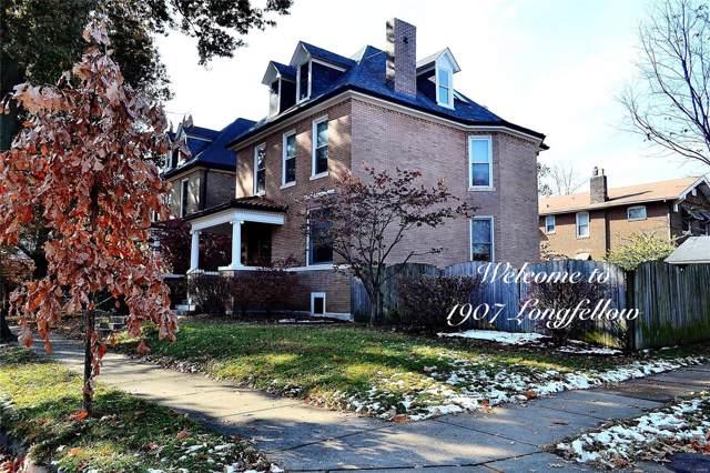 1907 Longfellow, St Louis, MO 63104 (#19084719) :: Realty Executives, Fort Leonard Wood LLC