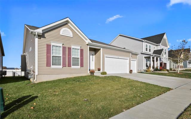 121 Countryshire, Lake St Louis, MO 63367 (#19084752) :: RE/MAX Vision