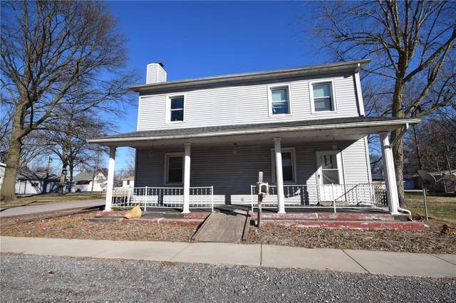 214 N Main, Freeburg, IL 62243 (#19084786) :: The Becky O'Neill Power Home Selling Team