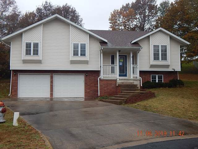 106 Bailey Renee Court, Waynesville, MO 65583 (#19084809) :: Realty Executives, Fort Leonard Wood LLC