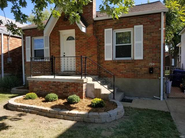 766 Pardella Avenue, St Louis, MO 63125 (#19084839) :: Clarity Street Realty