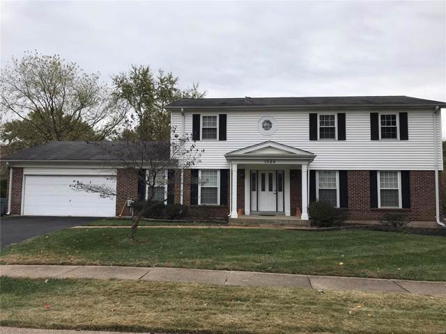 1528 Woodroyal East, Chesterfield, MO 63017 (#19084843) :: Kelly Hager Group | TdD Premier Real Estate