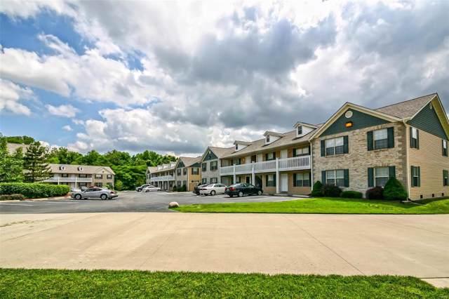 1690 Shadow Ridge Court #6, Belleville, IL 62226 (#19084850) :: Fusion Realty, LLC