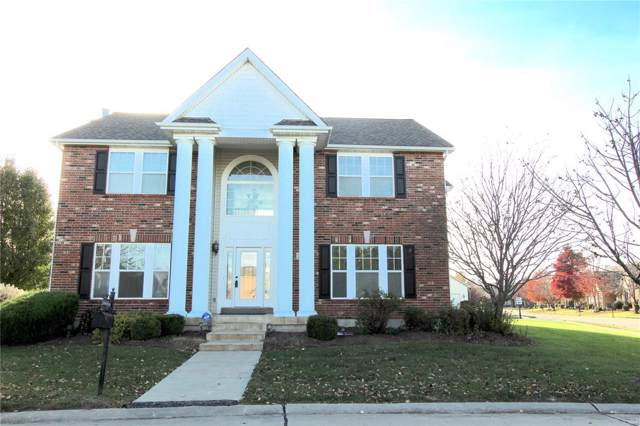 228 Madison Park, Saint Peters, MO 63376 (#19084852) :: Clarity Street Realty