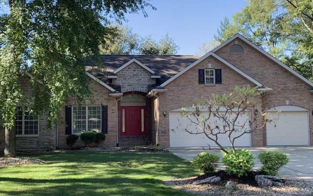 905 Timberlake, Edwardsville, IL 62025 (#19084858) :: Hartmann Realtors Inc.