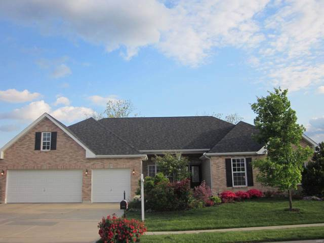 1129 Hightower Place Drive, O'Fallon, IL 62269 (#19084860) :: Hartmann Realtors Inc.