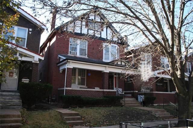 5812 De Giverville Avenue, St Louis, MO 63112 (#19084869) :: Sue Martin Team