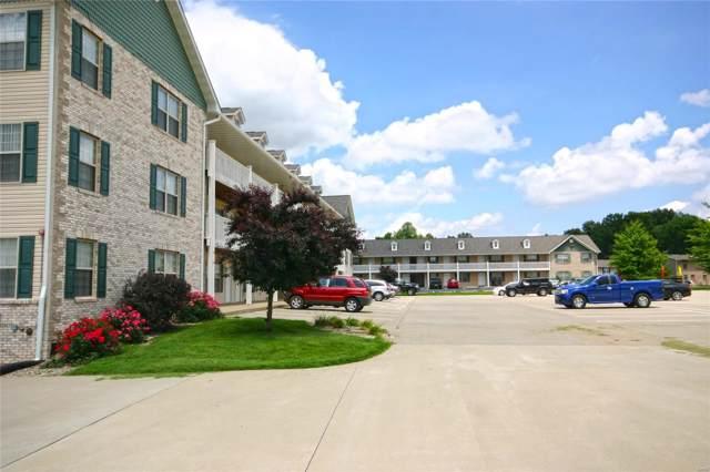 1660 Shadow Ridge Court #5, Belleville, IL 62226 (#19084877) :: Fusion Realty, LLC