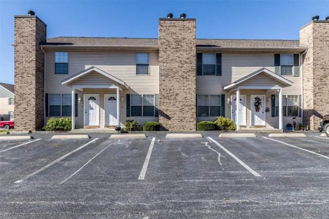 1680 Shadow Ridge #2, Belleville, IL 62221 (#19084882) :: Fusion Realty, LLC