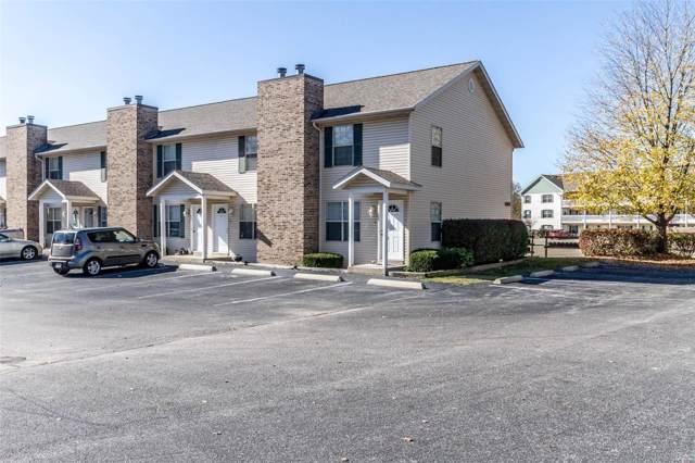 1680 Shadow Ridge #1, Belleville, IL 62221 (#19084889) :: Fusion Realty, LLC
