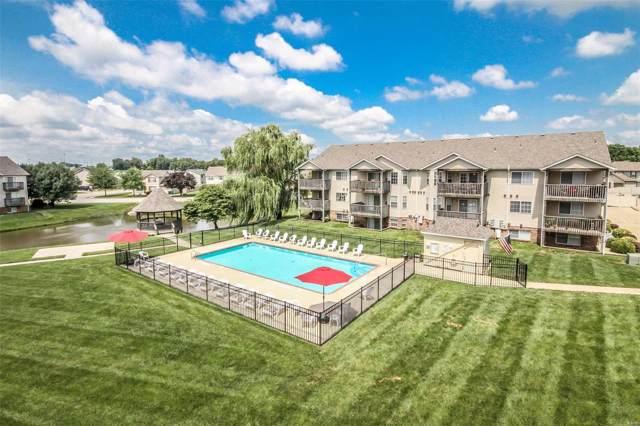 208 Erin Lee Street 2A, O'Fallon, IL 62269 (#19084894) :: Matt Smith Real Estate Group