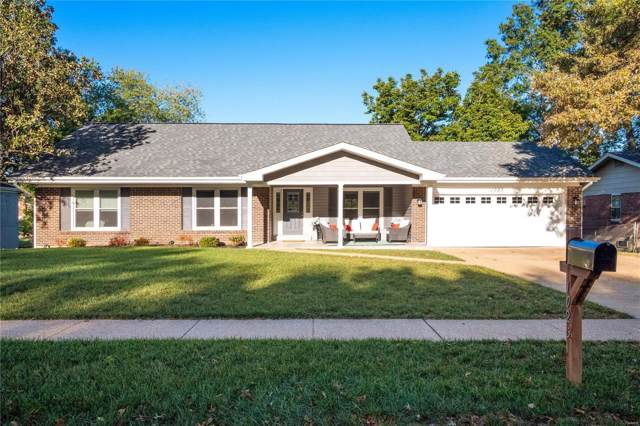1023 Cla Ter Ri Drive, Ballwin, MO 63011 (#19084939) :: Kelly Hager Group | TdD Premier Real Estate