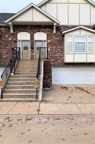 12 Cabanne Townhome Dr, St Louis, MO 63112 (#19084964) :: Clarity Street Realty