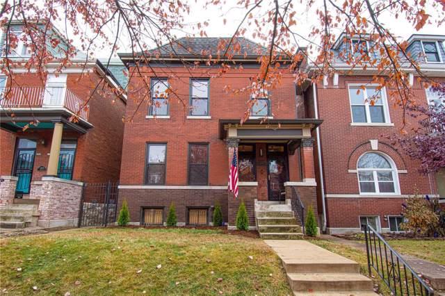 3842 Juniata Street, St Louis, MO 63116 (#19084989) :: Clarity Street Realty