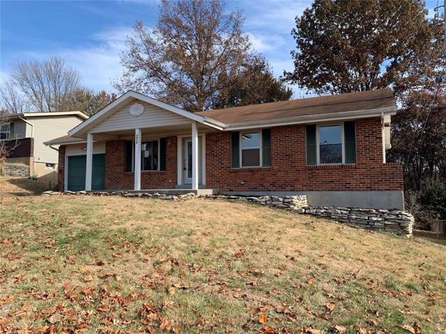 5410 Crestside Lane, St Louis, MO 63128 (#19084996) :: RE/MAX Professional Realty
