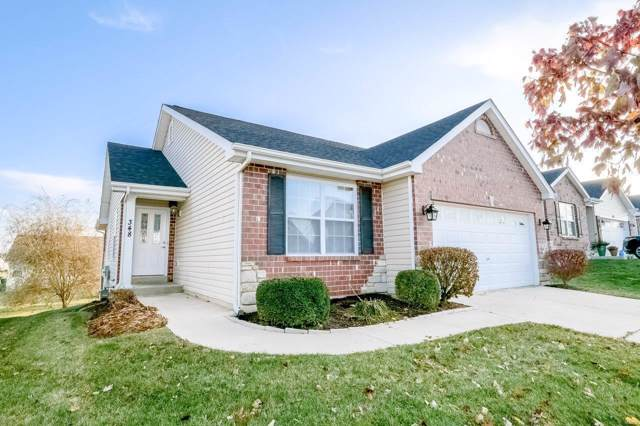 348 Stone Village, Wentzville, MO 63385 (#19085029) :: Clarity Street Realty