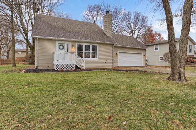 66 South Meadow Lane, Glen Carbon, IL 62034 (#19085048) :: RE/MAX Vision