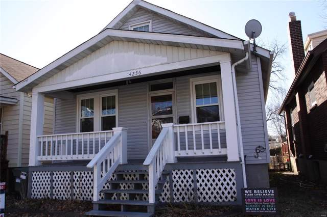 4256 Bates Street, St Louis, MO 63116 (#19085072) :: St. Louis Finest Homes Realty Group