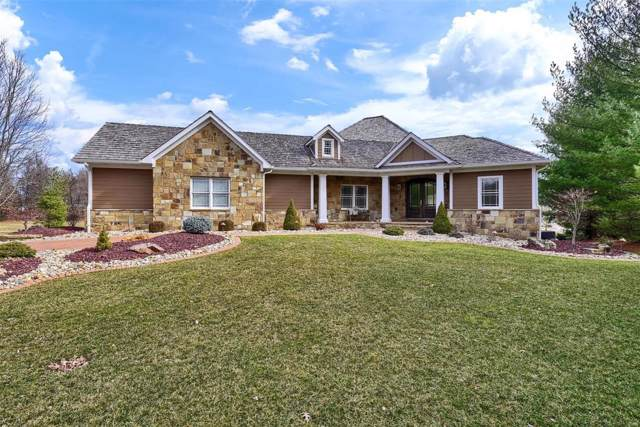 5 London Park Lane, Edwardsville, IL 62025 (#19085077) :: Clarity Street Realty