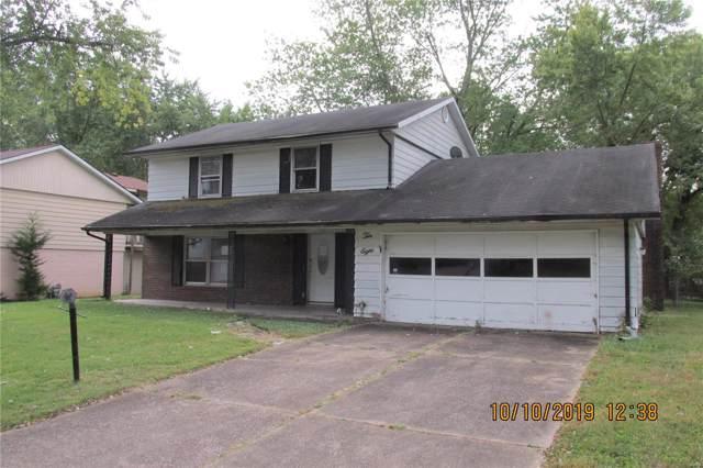 1028 Five Forks Drive, Belleville, IL 62221 (#19085106) :: Matt Smith Real Estate Group