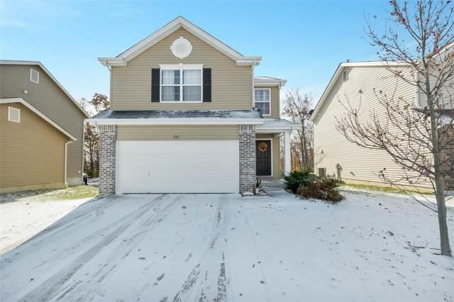 826 Cadbury, Wentzville, MO 63385 (#19085138) :: Kelly Hager Group | TdD Premier Real Estate