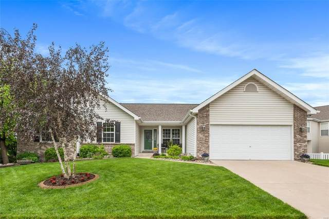1101 Spring Orchard Drive, O'Fallon, MO 63368 (#19085193) :: The Becky O'Neill Power Home Selling Team
