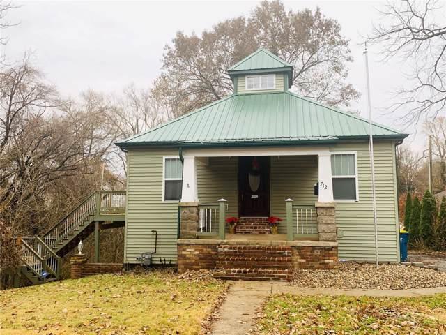 712 Peers Avenue, Collinsville, IL 62234 (#19085263) :: Hartmann Realtors Inc.