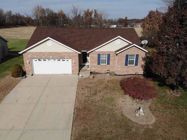 1310 Ridgefield Drive, Godfrey, IL 62035 (#19085315) :: St. Louis Finest Homes Realty Group
