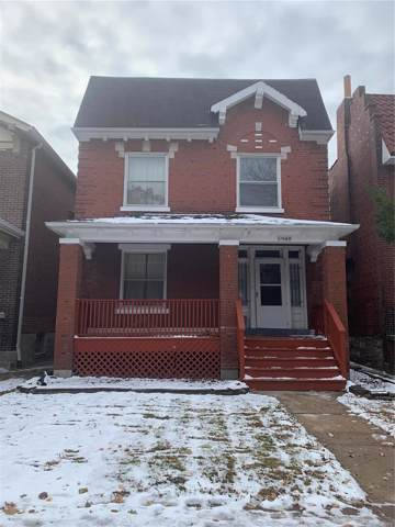 5948 Pershing Avenue, St Louis, MO 63112 (#19085414) :: Matt Smith Real Estate Group