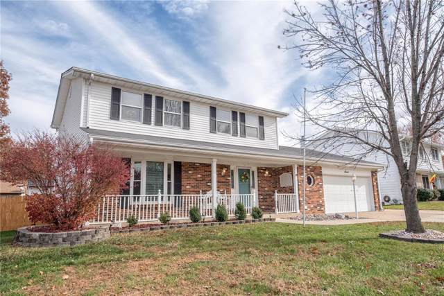 7 Red Oaks Drive, Saint Peters, MO 63376 (#19085415) :: Kelly Hager Group | TdD Premier Real Estate