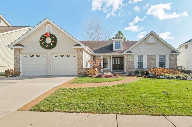 10412 Jade Forest Drive, St Louis, MO 63123 (#19085423) :: Clarity Street Realty