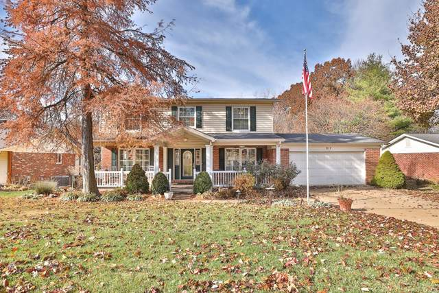 917 Ridgetree Lane, St Louis, MO 63131 (#19085457) :: Kelly Hager Group   TdD Premier Real Estate