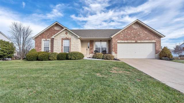 205 Fairwood Place, Lake St Louis, MO 63367 (#19085495) :: Kelly Hager Group   TdD Premier Real Estate