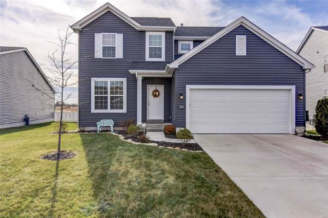 49 Huntleigh Park Court, Wentzville, MO 63348 (#19085519) :: St. Louis Finest Homes Realty Group