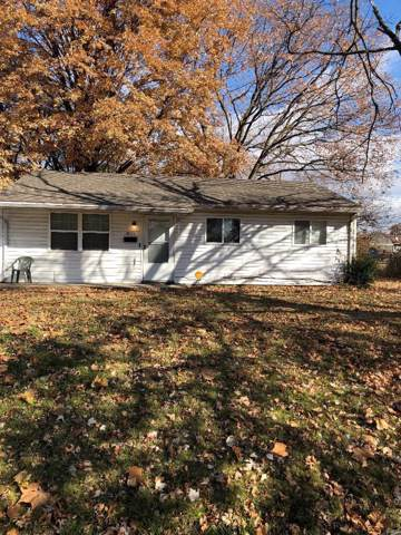 1421 Richard Drive, Cahokia, IL 62206 (#19085536) :: RE/MAX Vision