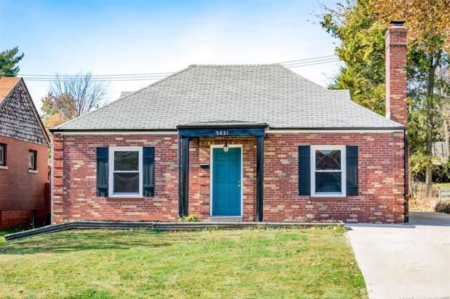 9031 Consul Avenue, St Louis, MO 63123 (#19085568) :: Walker Real Estate Team
