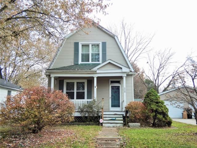 308 N 37th, Belleville, IL 62226 (#19085575) :: Kelly Hager Group | TdD Premier Real Estate