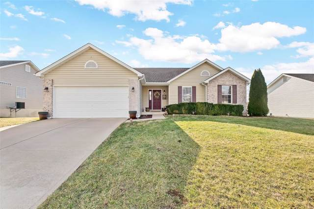 1230 Peaceful Valley Drive, Dardenne Prairie, MO 63368 (#19085577) :: RE/MAX Vision