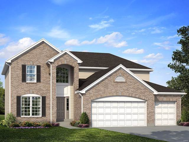 1245 Westrun Drive, Ballwin, MO 63021 (#19085580) :: Kelly Hager Group | TdD Premier Real Estate