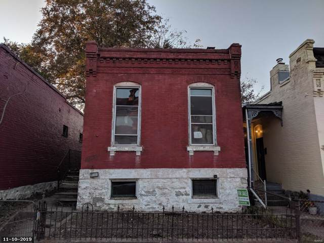 3445 Wisconsin Avenue, St Louis, MO 63118 (#19085709) :: Clarity Street Realty