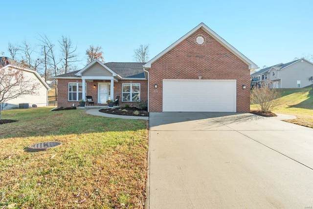 2656 Copperfield Court, Cape Girardeau, MO 63701 (#19085766) :: Clarity Street Realty