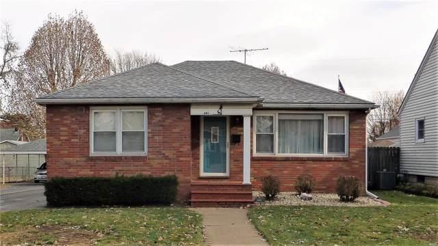 441 Tipton Avenue, Wood River, IL 62095 (#19085843) :: RE/MAX Vision