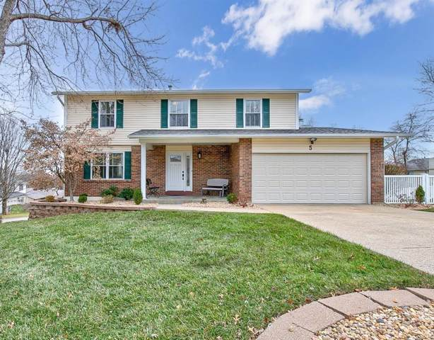 5 Spencers Crossing, Saint Peters, MO 63376 (#19085896) :: RE/MAX Vision
